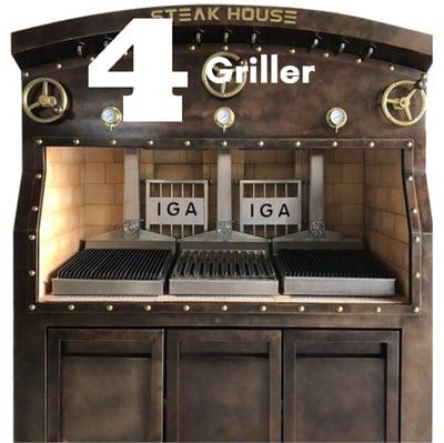 4 Griller