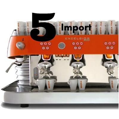 5 Import