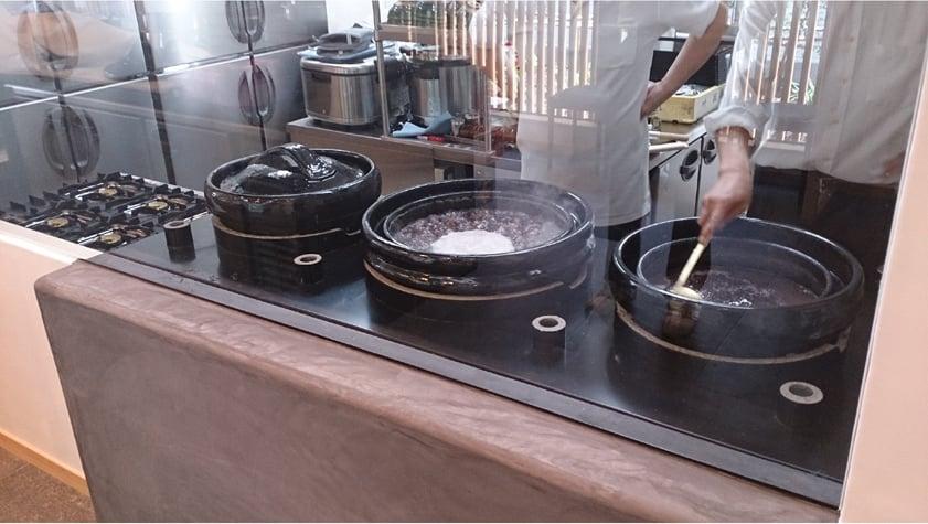土鍋レンジ